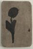 Öl auf ungrundierte Leinwand, 29 x 20 cm