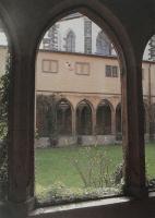 Installation im Karmeliterkloster
