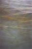 Fäden, Nadeln in Wand